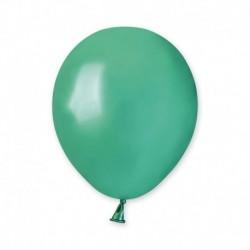 Palloncini Metallic Verdi Tiffany 12 cm