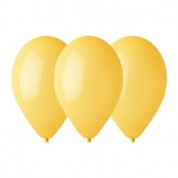 Palloncini Pastel Giallo 25 cm