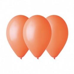 Palloncini Pastel Arancione 25 cm