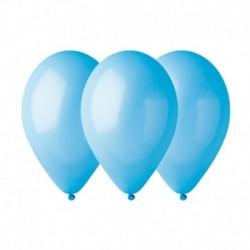 Palloncini Pastel Azzurro 25 cm