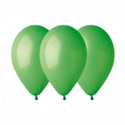 Palloncini Pastel Verde Prato 25 cm