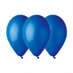 Palloncini Pastel Blu Scuro 25 cm