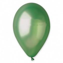 Palloncini Metallic Verde Prato 25 cm