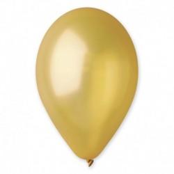 Palloncini Metallic Oro 25 cm