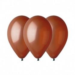 Palloncini Pastel Marrone 25 cm