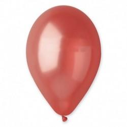 Palloncini Metallic Rosso 25 cm