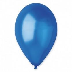Palloncini Metallic Blu 25 cm