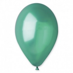 Palloncini Metallic Verde Tiffany 25 cm