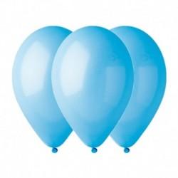 Palloncini Pastel Azzurro 30 cm