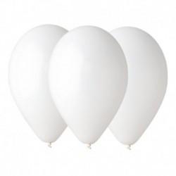 Palloncini Pastel Bianco 30 cm