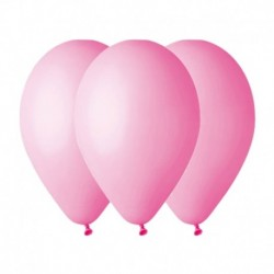Palloncini Pastel Rosa 30 cm
