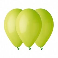 Palloncino Pastel Verde Lime 30 cm