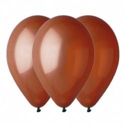 Palloncini Pastel Marrone 35 cm
