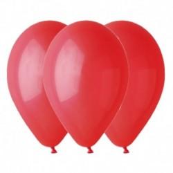 Palloncini Pastel Rosso 35 cm