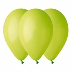 Palloncini Pastel Verde Lime 35 cm