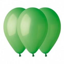Palloncini Pastel Verde Prato 35 cm