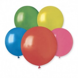 Palloncini Pastel Colori Assortiti 40 cm