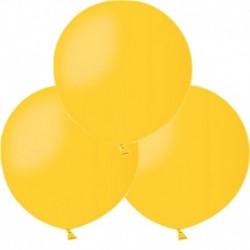 Palloncini Pastel Giallo 40 cm
