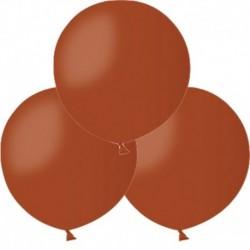 Palloncini Pastel Marrone 40 cm