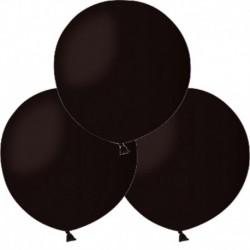 Palloncini Pastel Nero 40 cm