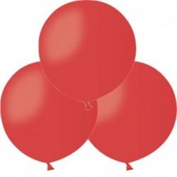 Palloncini Pastel Rosso 40 cm