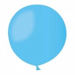 Pallone Pastel Azzurro 80 cm