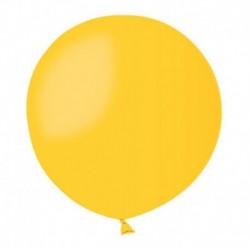 Pallone Pastel Giallo 80 cm