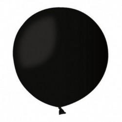 Pallone Pastel Nero 80 cm