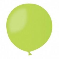 Pallone Pastel Verde Lime 80 cm
