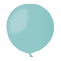 Pallone Pastel Verde Tiffany 80 cm