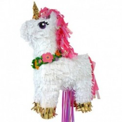 Pignatta Unicorno 60x40 cm