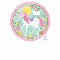 Pallone Unicorno 45 cm