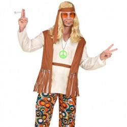 Costume Flower Hippie Uomo