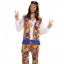 Costume Flower Hippie