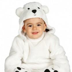 Costume Orso Polare Bebé
