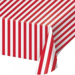 Tovaglia Plastica Circo 137x260 cm