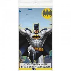 Tovaglia Plastica Batman 120x180 cm