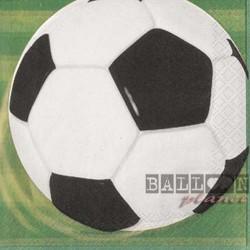 20 Tovaglioli Carta Calcio 33x33 cm
