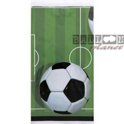 Tovaglia Plastica Calcio 120x180 cm