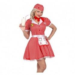 Costume Cameriera Drive Inn