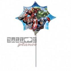 Palloncino Avengers 30 cm