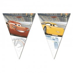 Festone Bandierine Cars 200 cm