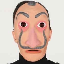 Maschera Plastica Casa di Carta