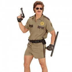 Costume California Officer