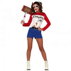 Costume Dangerous Girl