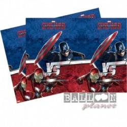 Tovaglia Plastica Avengers 120x180 cm
