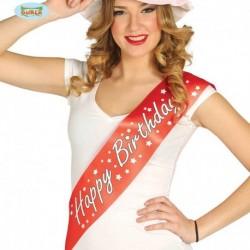 Fascia Happy Birthday