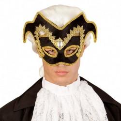 Maschera Tessuto Nobile Veneziano