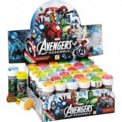 Espositore 36 Bolle Avengers