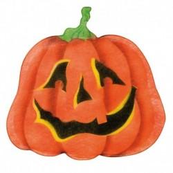 Zucca Halloween Polistirolo 45 cm